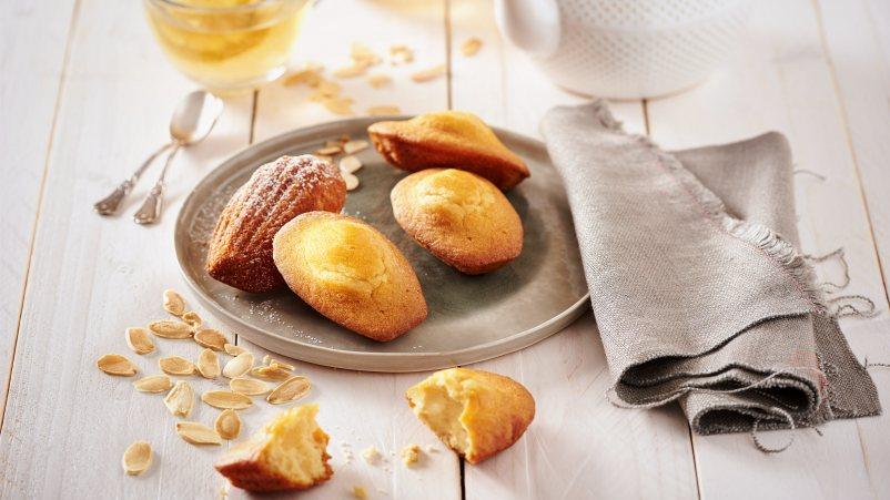 Organske mini tortice bez glutena- Madeleines Classic